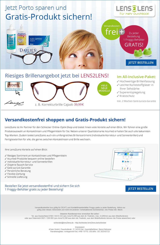 Kontaktlinsen & Brillen